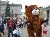 И даже медведь в Сибири - нефтяник!