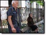 Пункт приёма помощи Южной Осетии в Ангарске