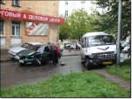 Аварийная пятница для маршрутных такси