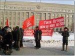 Землю – народу! Воевать за нее в Иркутск отправились всего 25 ангарчан.