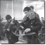 Открытая спартакиада Школы «Мужество»