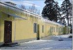 Новенькое здание вытрезвителя стоит закрытым с 11 октября 2008 года.