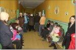 Ангарчане с вечера занимали очередь, чтобы утром записать ребенка в садик