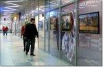 Ангарские магазины превращаются в выставочные залы.